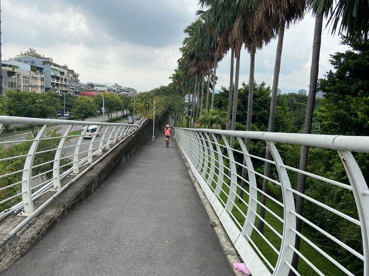 板橋淡水自行車之旅